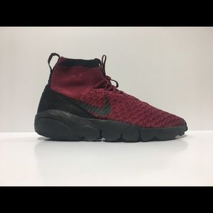 NIKE AIR FOOTSCAPE MAGISTA FLYKNIT SZ 8 SHOES
